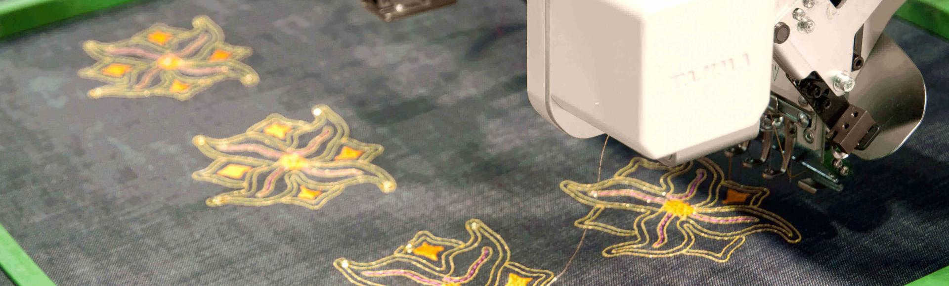 Maszyna do haftowania