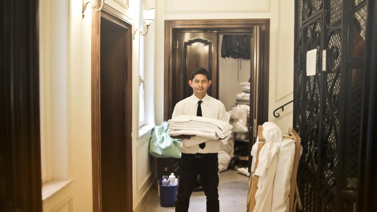 Odzież hotelowa